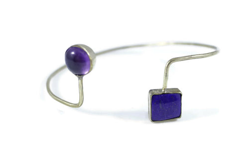 Opposites Attract Bangle - Luni
