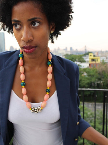 Colorful Queen Necklace - Luni