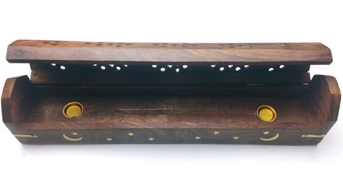 Celestial Incense Burner Box