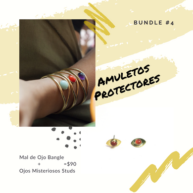 Amuletos Protectores Luni Bundle #4 - Luni