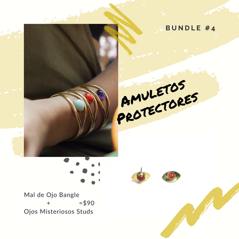 Amuletos Protectores Luni Bundle #4