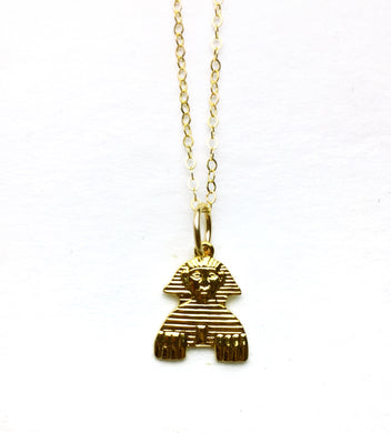 Sphinx Necklace - Luni