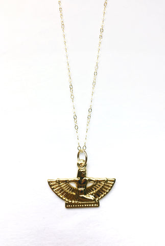 Diosa Isis Necklace