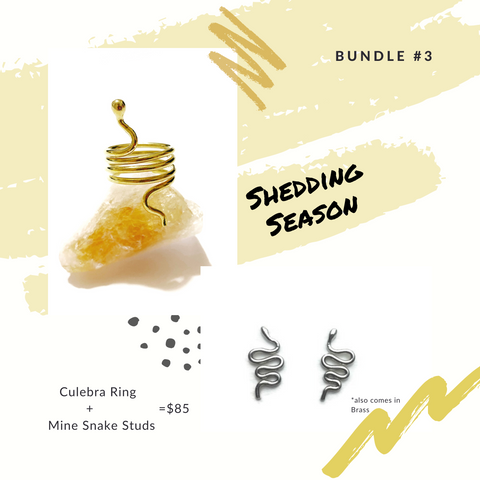 Shedding Season Luni Bundle #3