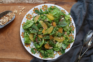 Citrus and Almond Salad
