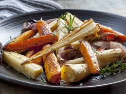 Braised Carrots and Turnips with Honey