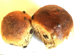 Not Cross Buns - 4 pack