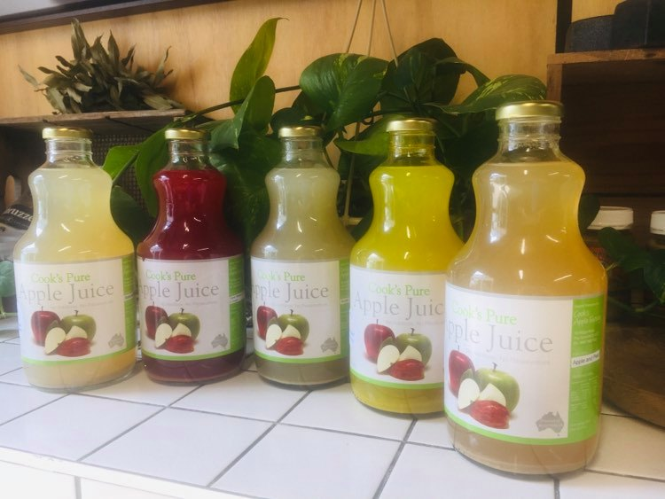 Juice, Mixed Box 6 x 1L