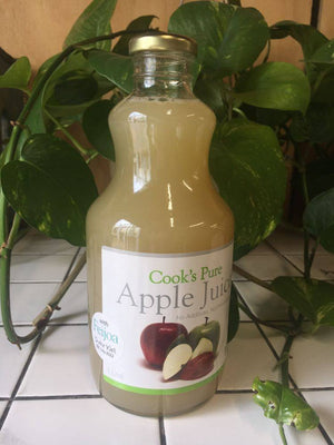 Juice, Apple & Feijoa - 1L