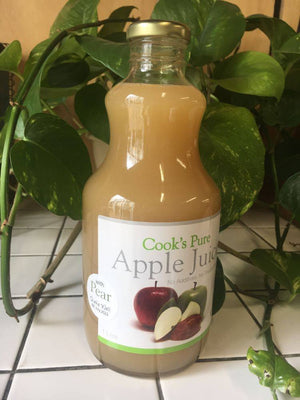 Juice, Apple & Pear - 1L
