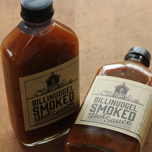 Smoked Hot Sauce, Church Farm - 170g