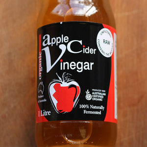 Apple Cider Vinegar - 1L
