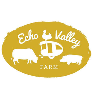 Sausages, Echo Valley Farm