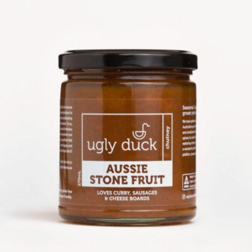 Aussie Stone Fruit Chutney - 270mL