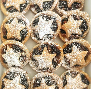 Christmas Fruit Mince Pies - 6 pack