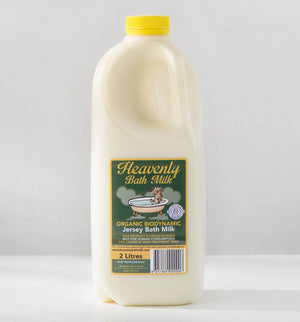 Milk, Heavenly Bath - 2L
