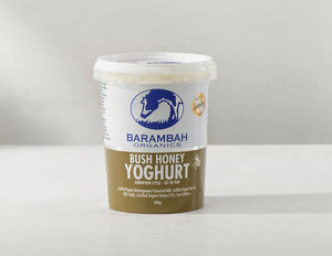 Yoghurt, Bush Honey - 1kg
