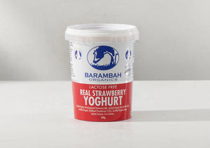 Yoghurt, Strawberry - 500g
