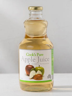 Apple Juice, Clear - 1L