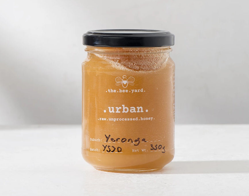 Honey, Urban, The Bee Yard - 350g
