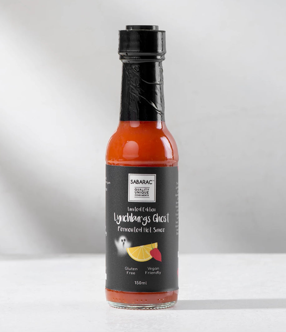 Lynchburg's Ghost Fermented Hot Sauce – 150ml