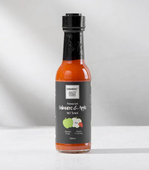 Fermented Habanero & Apple Hot Sauce - 90ml