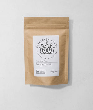 Peppercorns - 80g