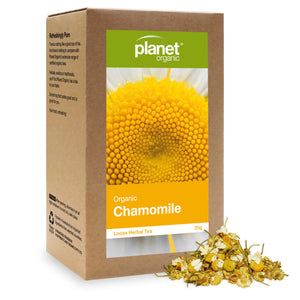 Planet Organic Organic Chamomile Loose Leaf Tea 35g
