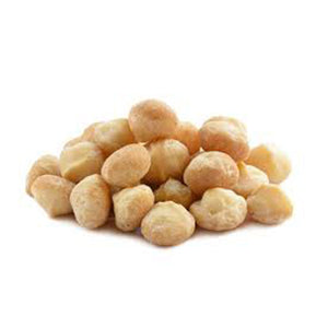 Macadamias, Roasted and Salted