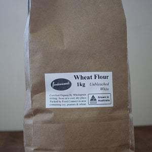 Flour, Wheat, Organic White