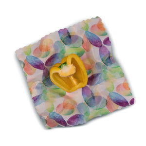 Beeswax Wraps, Mixed Sizes 3 pack