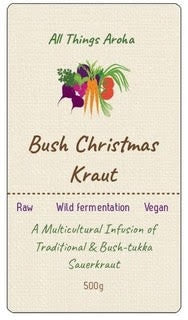 Kraut, Bush Christmas - 500g
