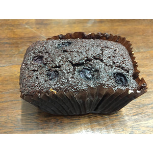 Gluten Free Brownie, Blueberry
