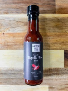 Fermented Chipotle Mora Sauce – 150ml