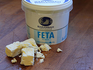 Feta Cheese, In Brine - 200g