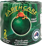 Toilet Paper - Earthcare 6 pack