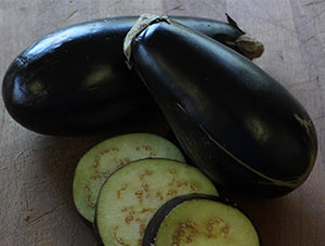 Eggplant, Seconds Grade