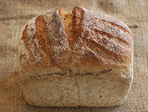 BREAD: Rye Sourdough