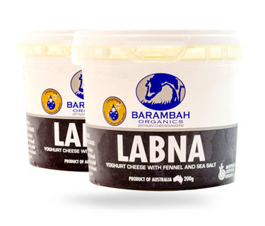 Labna, Fennel & Salt - 200g
