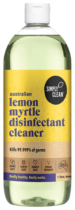 Disinfectant Cleaner Lemon Myrtle - 1L