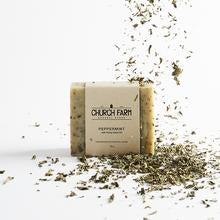 Soap, Peppermint with Hemp Seed Oil - 180g