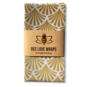 Beeswax Wraps, Large 3 pack