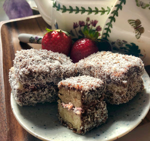 Lamington Bites- 2 pack