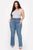 Ariana II Flare Jeans - Light Blue Wash