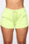 Made A Deal Lounge Shorts - Lime