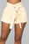 Sweet Escape High Rise Shorts - Peach