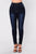 Fort Worth High Rise Skinny Jean - Dark Blue