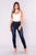 Sedona High Rise Skinny Jean - Dark Wash