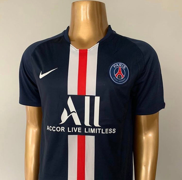 online retailer bb15d 888f3 PSG Home Without Name & No.