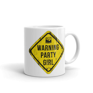 PARTY-Girl-Sign-Mug